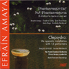 Efraín Amaya & The Point Chamber Orchestra: 'Phrantasmagorilla? No! Phantasmagoria' and 'Clepsydra'